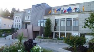 Rathaus von Le Palais-sur-Vienne